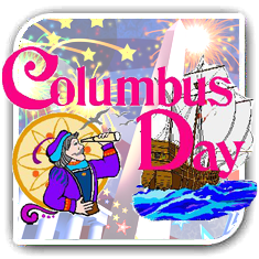 Columbus day russian tours in USA and Canada
