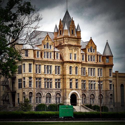 Old Nashville Prison Tours